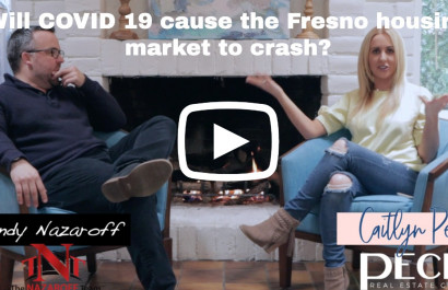 Will COVID 19 cause the Fresno housing market to crash?