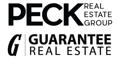 Peck Real Estate Group, Guarantee Real Estate DRE#00859360