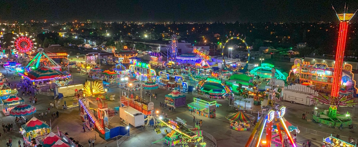 Top 5 Hottest Things to do at the Big Fresno Fair