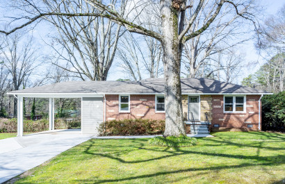 Open House | Brick Ranch in Sought After Location