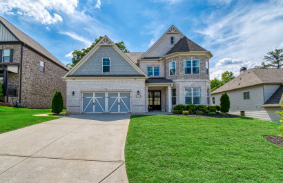 Just Listed   Custom Built Home with Backyard Oasis