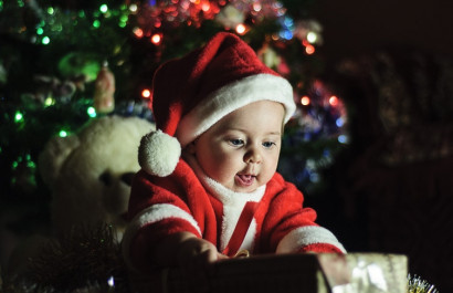 Three Tips for Baby-Proofing at Christmas Time