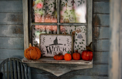 Don't be spOOked when buying a home!
