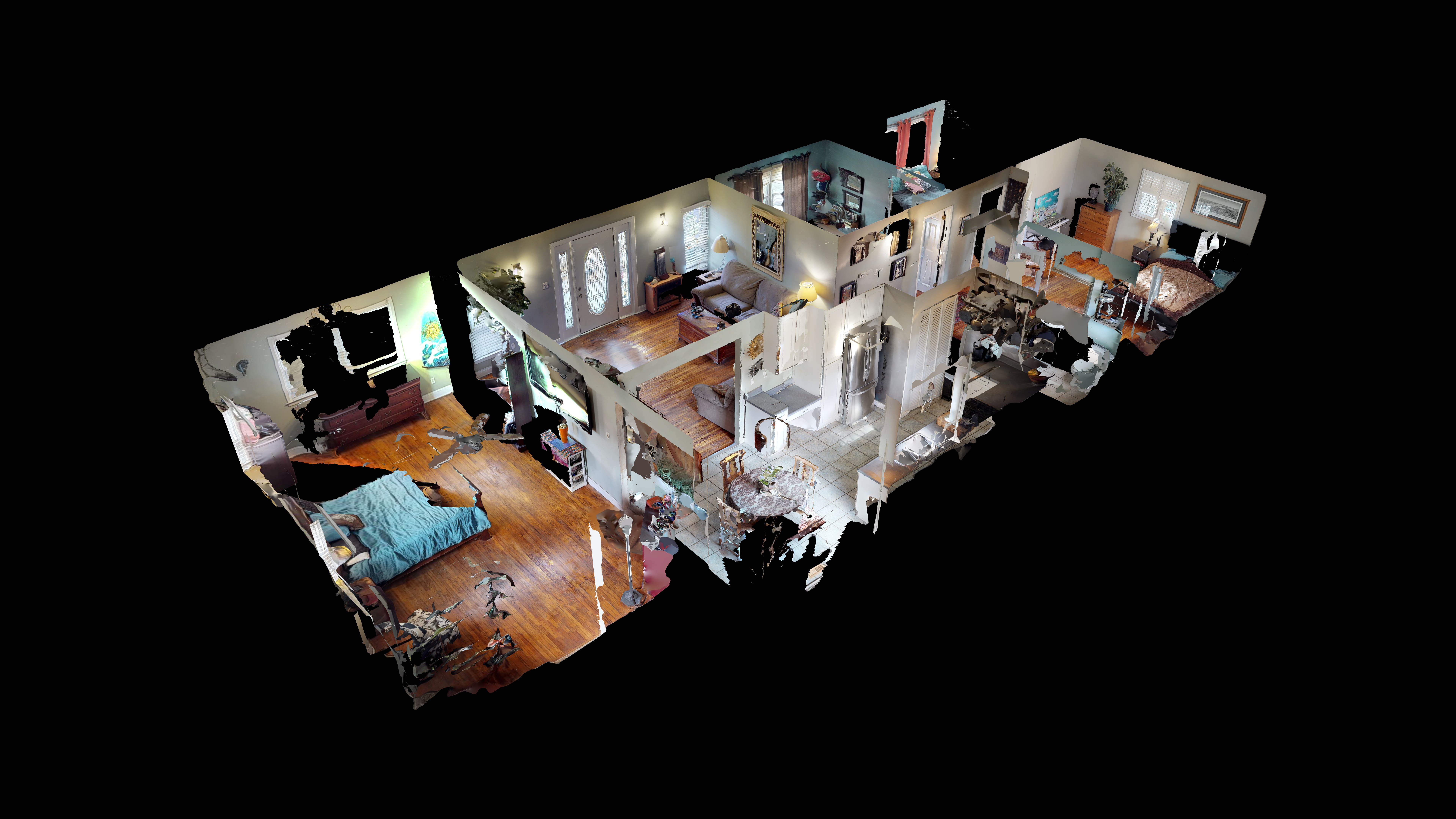 2222 Zion Road in 3D