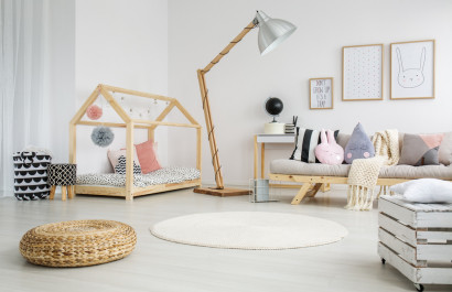 9 Adorable Kid DIY Room Ideas