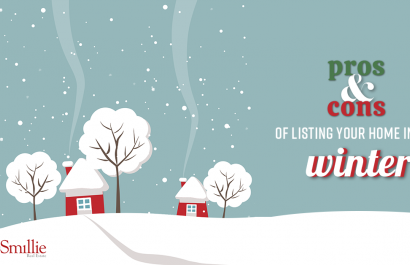 Pros & Cons Of Listing Your Home In The Winter