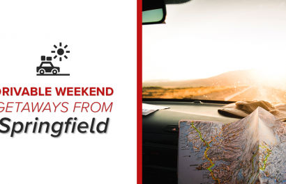 Drivable Weekend Getaways From Springfield, Missouri