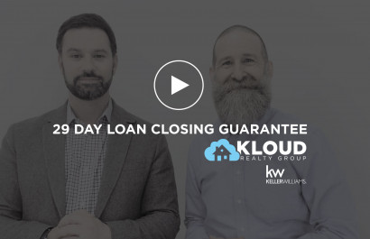 29 Day Loan Closing Guarantee, Kloud Realty Group