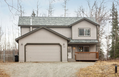 3431 N. Aoki Dr., Wasilla Sold with Offer in 48 Hours