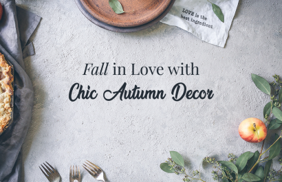 Fall 🍂 in Love with Chic Autumn Decor