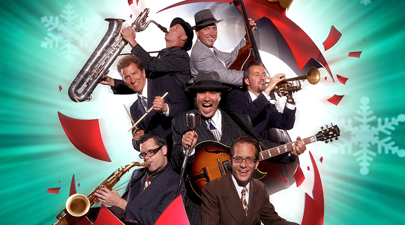 Big Bad Voodoo Daddy At The Tracy Grand Theatre