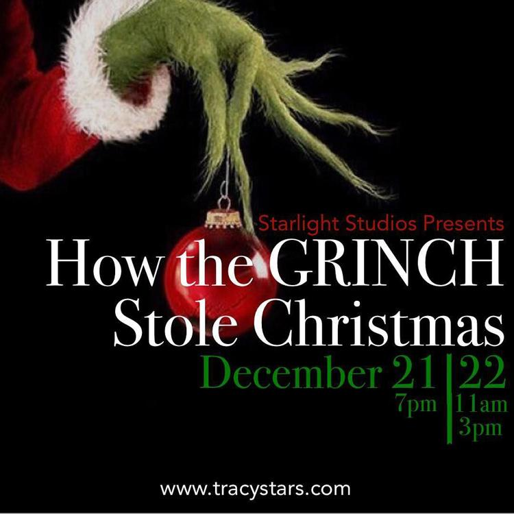 How The Grinch Stolte Christmas in Tracy Ca