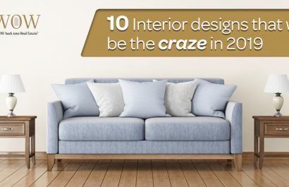 10 Interior Designs That Will Be The Craze In 2019