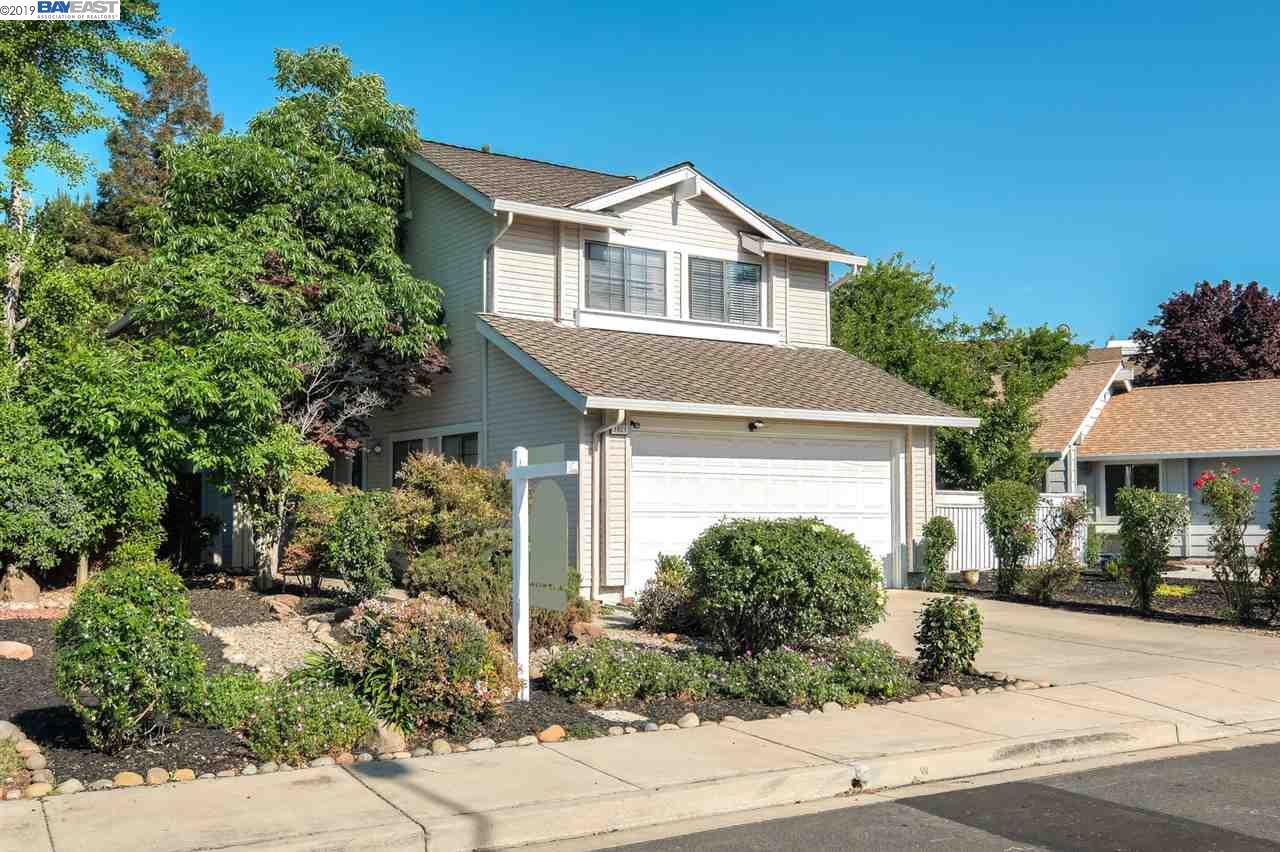 1821 Sinclair Dr. Pleasanton, California