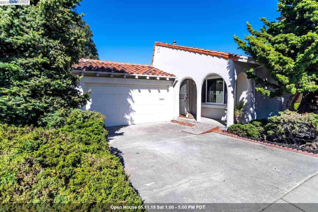 37772 Los Arboles Dr. Fremont, California