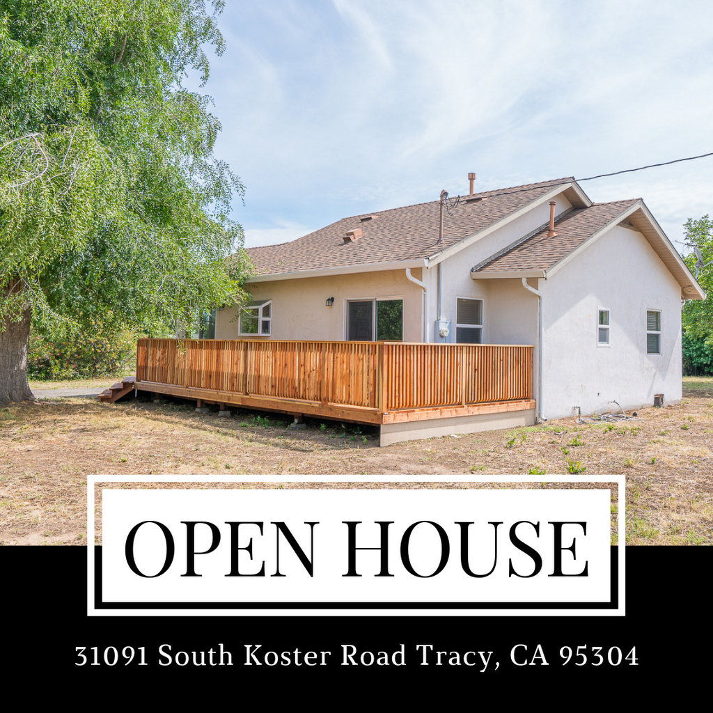 31091 S Koster Road Tracy, California
