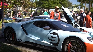 The Cultural Coast:  Lakewood Ranch Exotic Car Festival