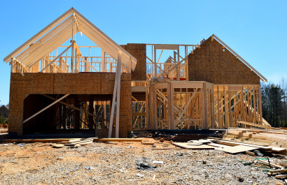 Home construction climbed 5.7% in April