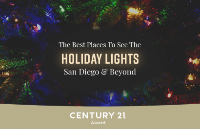 The Best Places To See The Holiday Lights in San Diego And Beyond