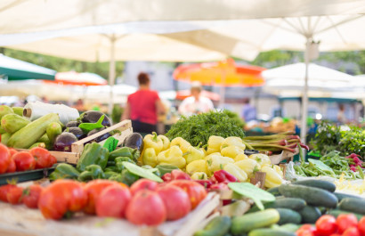 The Five Best Farmers Markets Around Vienna, Virginia
