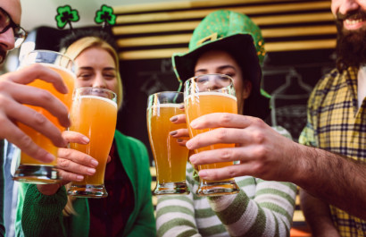 Celebrate St. Paddy's Day Two Ways