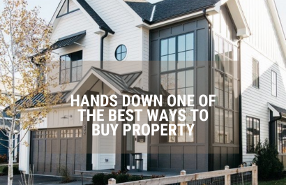 Hands Down One of The Best Ways to Buy Property