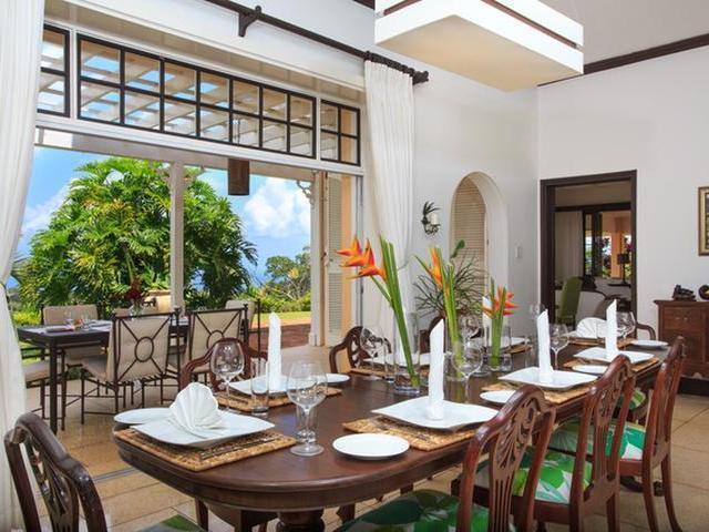 Jamaican Hillside Mansion