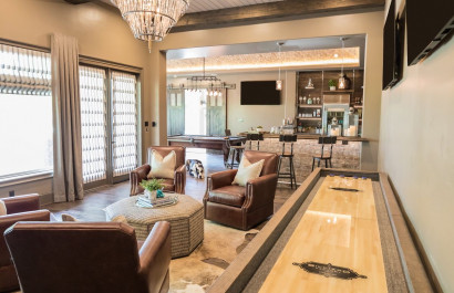 How to Design a Recreation Room in Your House
