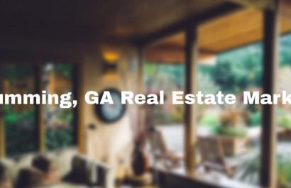 Cumming, GA Real Estate Market