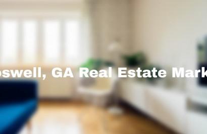 Roswell, Georgia Real Estate Market