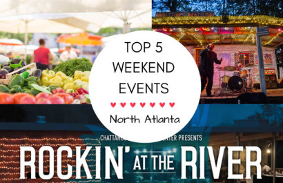 Top 5 Events in North Atlanta this Weekend
