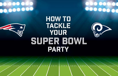 How to Tackle Your Super Bowl Party (+ 3 Recipes You'll Definitely Want to Make)