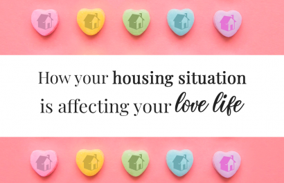 How Your Housing Situation Affects Your Love Life