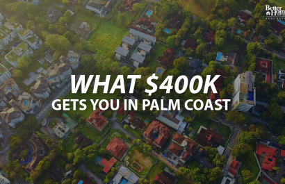 What Can $400K Get You In Palm Coast?