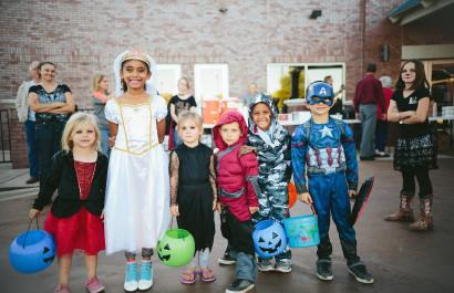 Halloween Contest Photos & Recap
