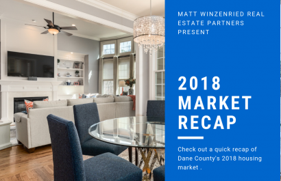2018 Dane County Real Estate Market Update