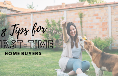 8 Tips for First-Time Home Buyers