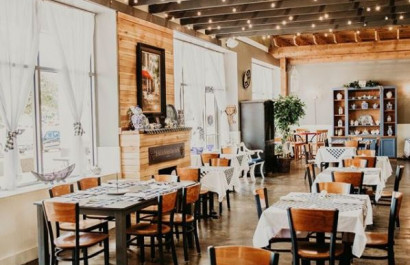 Foodie Friday DFW    Painted Tree Marketplace & Olive Branch Tea Room and Cafe