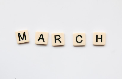 March 2021 Happenings