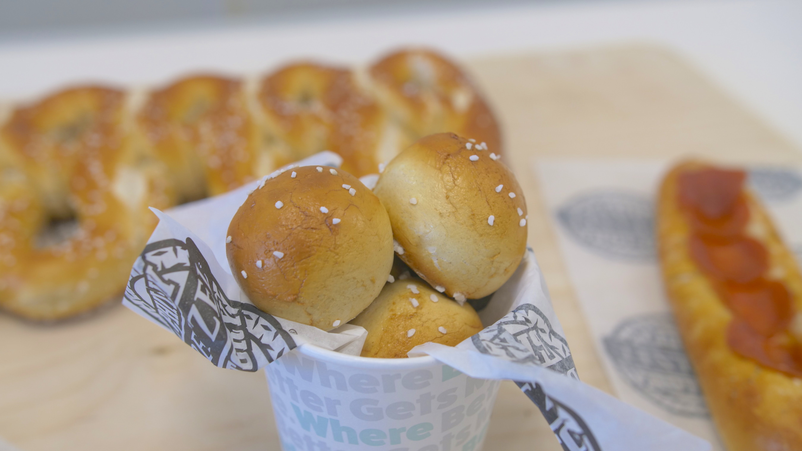 Foodie Friday DFW || Philly Pretzel Factory