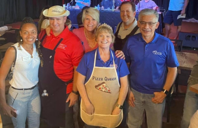 Foodie Friday DFW || Mayoral Pizza Cookoff for Charity