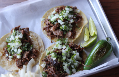 Foodie Friday DFW || Taco Cielo