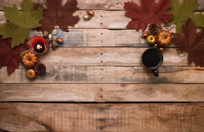 5 Fall Home Staging Tips