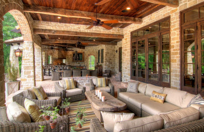 5 Homes in Flower Mound, TX with Killer Outdoor Living Areas