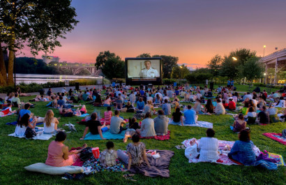Outdoor Movies & Concerts in DFW