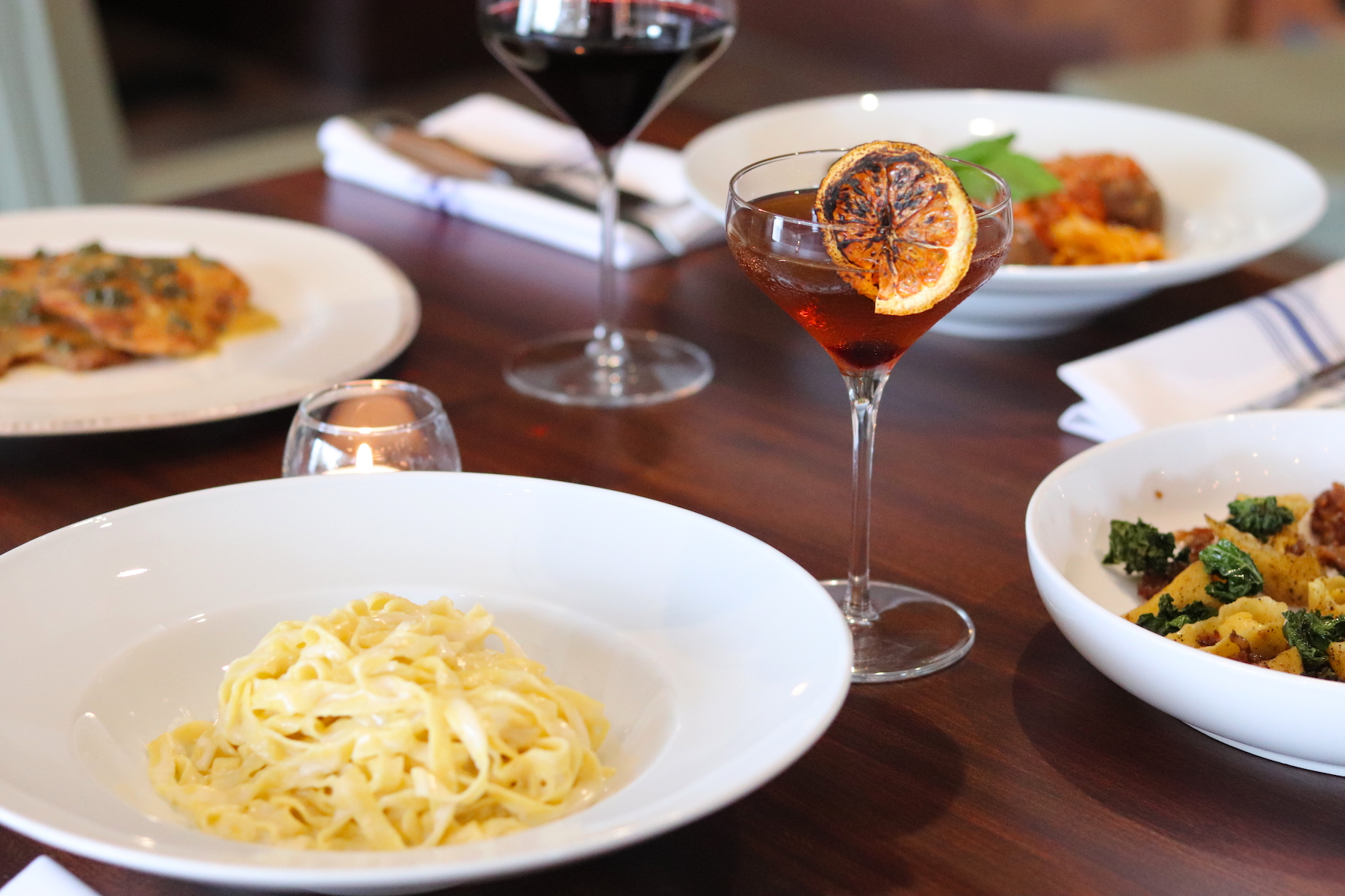 Foodie Friday DFW || Fiori Italian Restaurant & Bar
