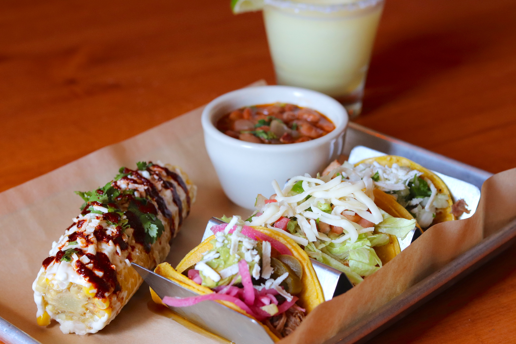 Foodie Friday DFW || Urbano Enchilada & Taco Bar