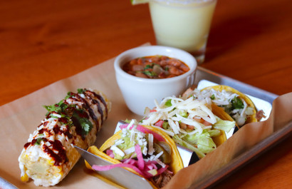 Foodie Friday DFW || Urbano Enchilada & Taco Bar