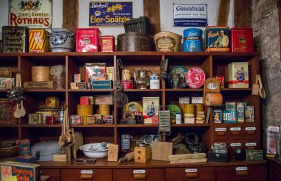 Best Places to Antique Shop in DFW