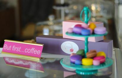 Foodie Friday DFW || Á La Sweet Coffee & Dessert Shop